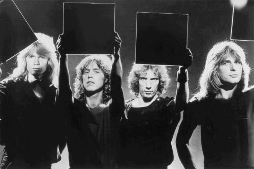 Vandenberg - Burning Heart (live op Texel 1984)